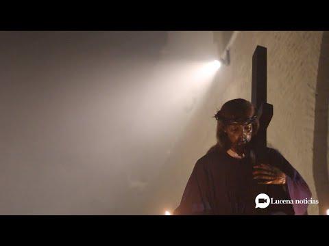 VÍDEO: Cuaresma Lucena 2020: Vía Crucis de Ntro. Padre Jesús Caído