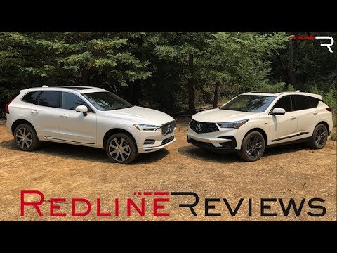 2019 Acura RDX Vs. 2018 Volvo XC60 – Japan Takes On The Swedes!
