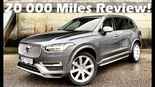 2018 Volvo XC90 T8: 9 Month 20 000 Miles Review!