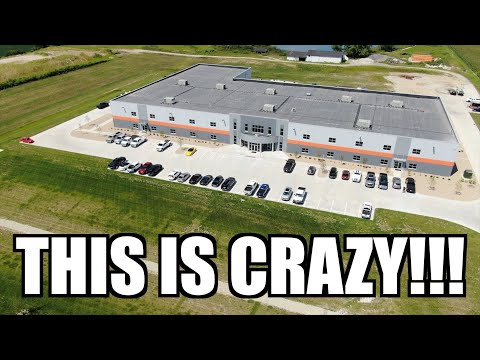 WORLDS CRAZIEST 75K SQFT PERFORMANCE FACILITY YOU'LL EVER SEE INSIDE!!! FULL TOUR!!!