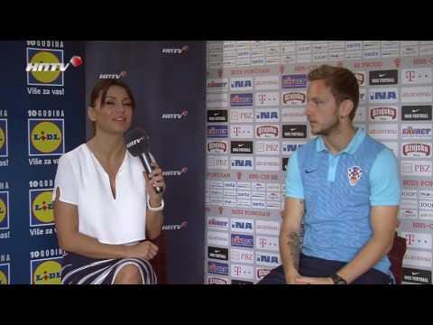 Intervju s Ivanom Rakitićem uoči Portugala