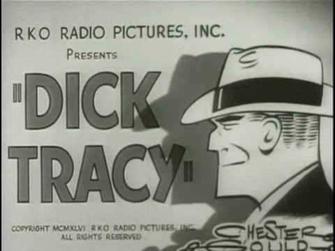 Dick Tracy (1945) [Crime] [Action] [Mystery]
