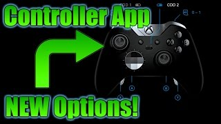 Xbox One Elite Controller App Update Guide - NEW Thumbstick Options!