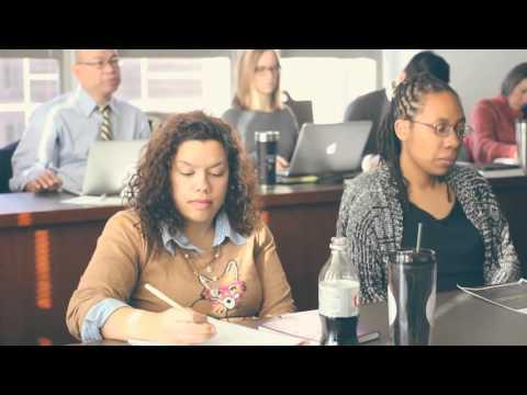 University of Maryland School of Social Work PhD Video