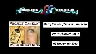 Kerry Cassidy / Solaris Blueraven - 08 Nov 2013