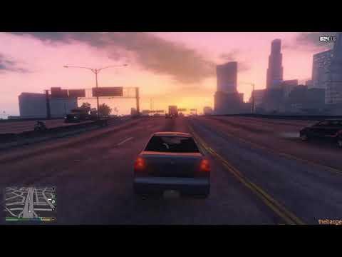 GTA 5 Declasse Asea Driving & Free Roam Gameplay