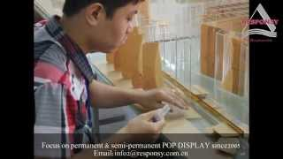 Responsy Display - How Acrylic Brochure Holder Is Made In China Factory