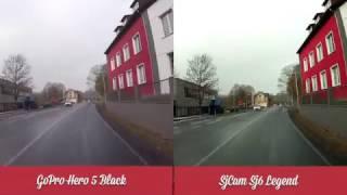SjCam Sj6 Legend vs GoPro Hero 5 Black Video Test // Teil 2/2 // in FHD 60fps