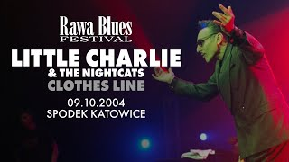 Little Charlie & The Nightcats - Rawa Blues Festival 2004