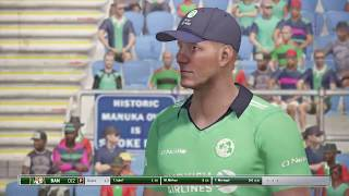 Ireland Vs.Bangladesh || 2nd ODI Match 2019||Live Cricket Score & Commentary,Ashes Cricket Gameplay