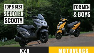 TOP 5 BEST SCOOTER/SCOOTY FOR MEN & BOYS 2019 | BEST SCOOTY TO BUY IN 2019