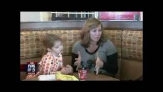 Smaller, Healthier Portions for Kids (FOX 9)