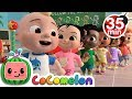 Follow the Leader Game + More Nursery Rhymes & Kids Songs - CoComelon