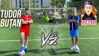 FOOTBALL CHALLENGE VS CONACU!!
