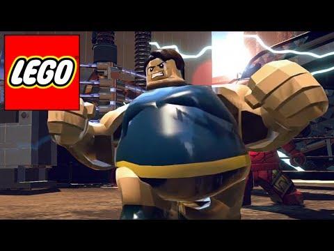 Lego Marvel Super Heroes - A academia de Blob