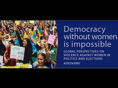 Democracy without Women is Impossible