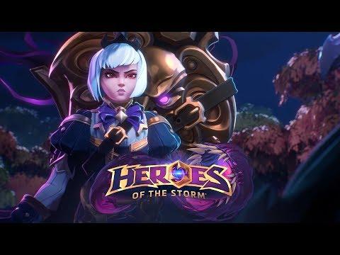 Орфея – герой Heroes of the Storm, в котором мы нуждались