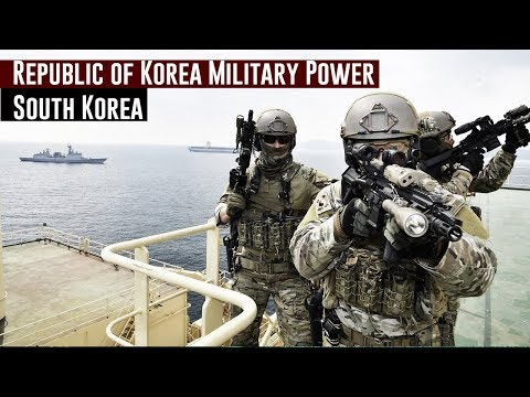 Republic of Korea Military Power 2018 • South Korea