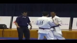 (SINSAI HERUJOKOSUSANTO) Indonesia Kyokushinkaikan at Asia Tournament - Singapore,all 11th