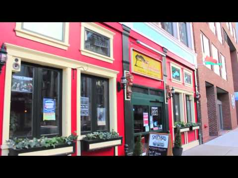 The Shaskeen Pub in Manchester NH (2013)