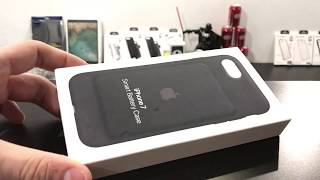 Мнение о Smart Battery Case для iPhone 7