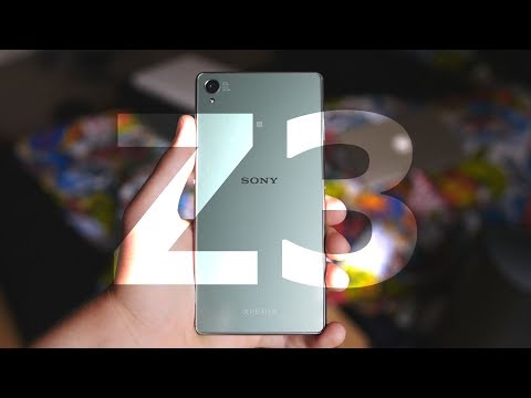 Xperia Z3 Review (2017)