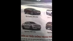 Car promotions in Thanh Nien Newspaper