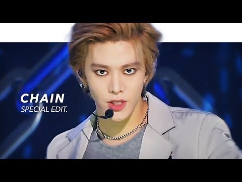 NCT 127 - Chain(Korean Version+) Stage Mix(교차편집) Special Edit.