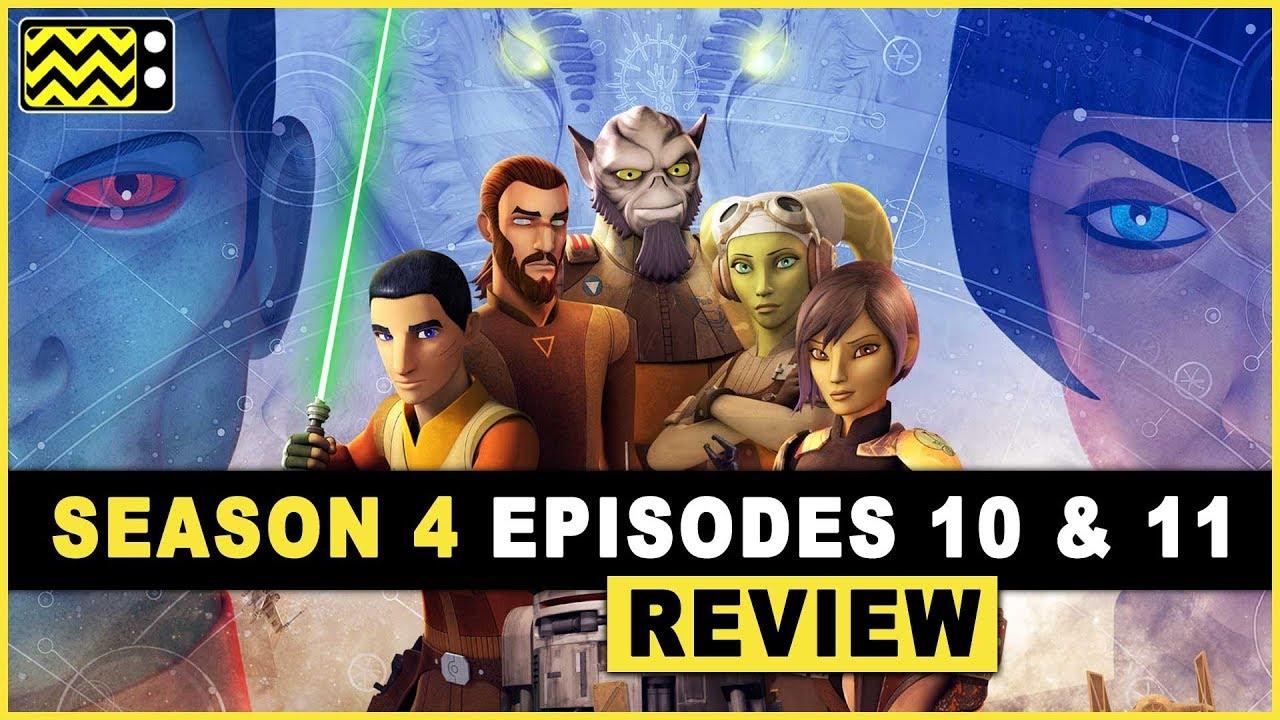 Star Wars Rebels Season 4 Episode 10