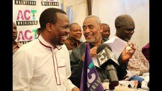 ZITTO KABWE: Maalim Seif, mapambano yameanza/ Demokrasia lazima irudishwe