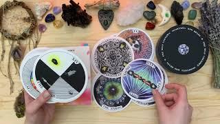 Моя Коллекция Оракулов Часть 2 / My Oracle cards Collection P.2