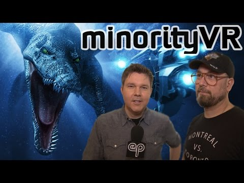 Trekking into VR with Minority Media - Electric Playground Interview