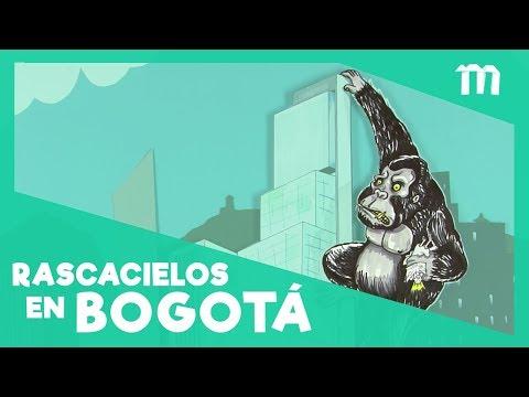 El lado oscuro de los rascacielos en Bogotá