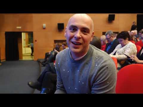 Антон Привольнов поздравляет читателей газеты