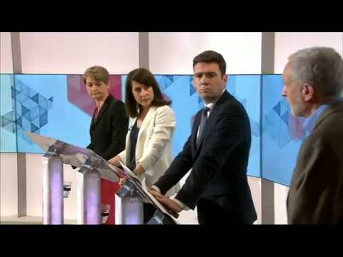 Labour Party Leadership Election Debate  July 2015