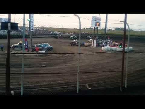 POWRi Micros Heat 1  Macon Speedway