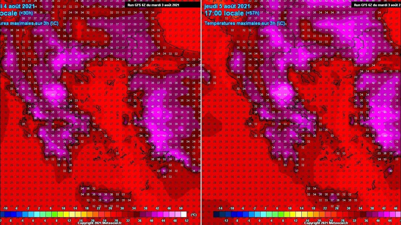 Wahnsinn! Der europäische Hitzrekord wackelt! Die historische Hitzewelle geht weiter...
