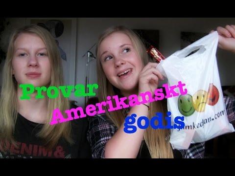 amerikansk godis