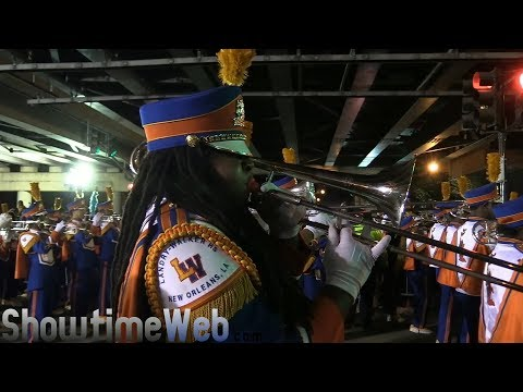 Marching Bands of The Muses Parade - 2018 Mardi Gras