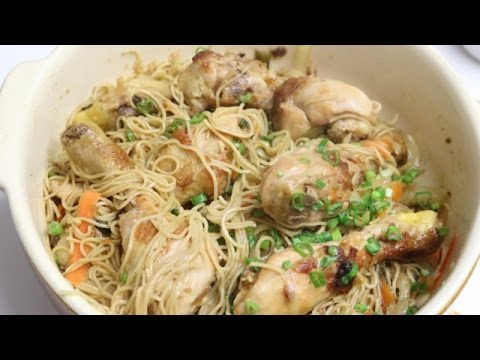 nouille-chinoise-au-poulet-facile-(cuisinerapide)