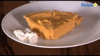 Thanksgiving Recipes: No-bake Pumpkin Cheesecake