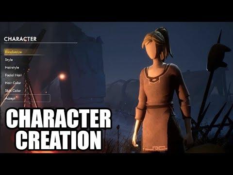 ASHEN - Character Creation / Cutstomization - Male and Female thumbnail