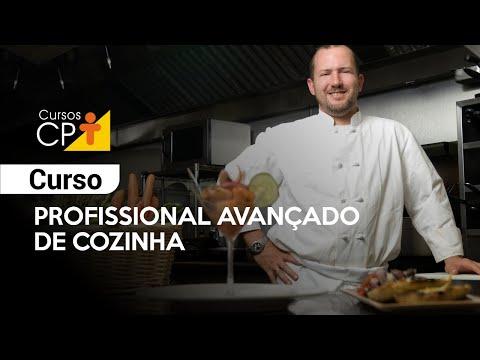 Clique e veja o vídeo Curso Profissional Avançado de Cozinha