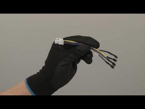 Blower Switch Wire Harness – Kitchenaid Gas Downdraft Cooktop Repair (Model #KCGD506GSS00)