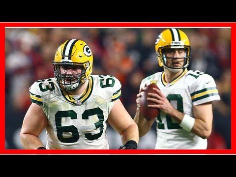 Snap Counts: Week 7 at Green Bay Packers
