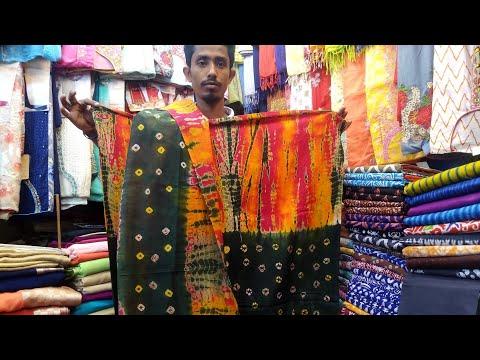 গরমের জন্য কিছু কটন বাটিক থ্রি পিছ কালেকশন || nice batik three piece collection.