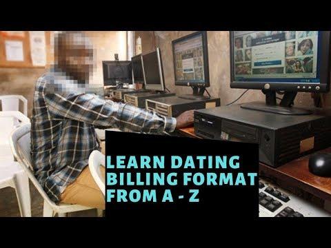 Dating Billing Format For Yahoo [pdf]: Yahoo Formats To Bill