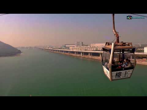 Ngong Ping 360 | Full Journey to Tung Chung | Hong Kong