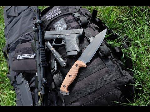 Nůž KORPS Extrém Od Ivo Hrbek Knives