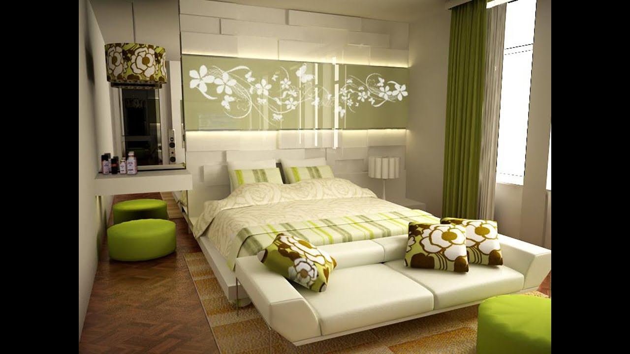 Best Design & Layout For Small Bedroom